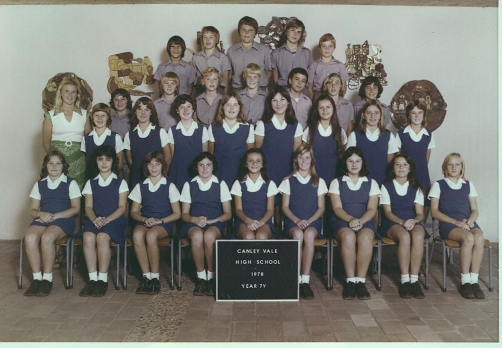 ... yellow 1978 page 1 canley canley vale high school class 7 yellow 1978 Yellow
